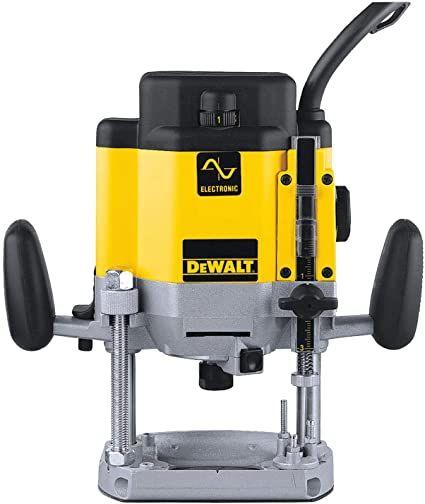 Défonceuse électrique DeWalt DW625E-QS- 6 à 12,7 mm - 2000W