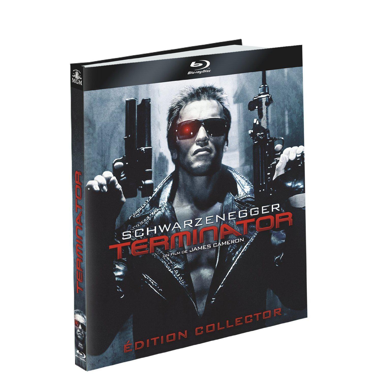 Terminator - Digibook Blu Ray
