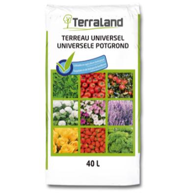 Terreau universel Terraland - 40L