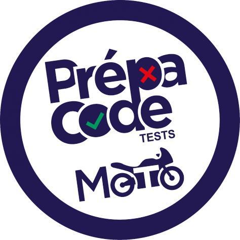 Préparation au code de la route Moto: 60 séries & examens blancs (6 mois) - easymonneret.com