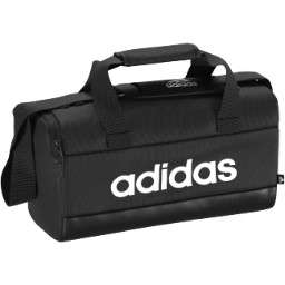 Sac De Sport Adidas Linear Duf Xs - Noir