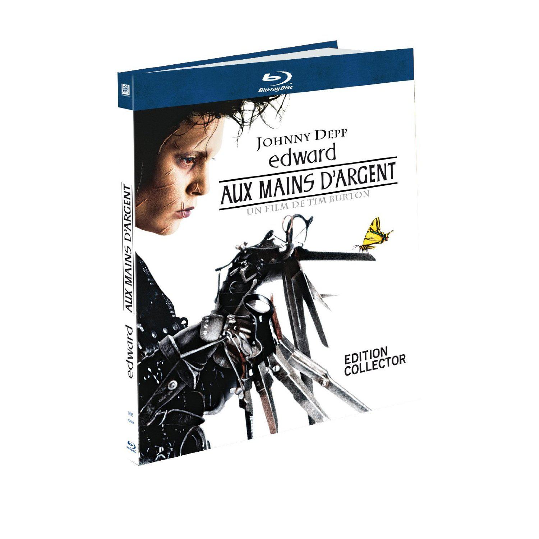 Edward aux mains d'argent - Digibook Blu Ray