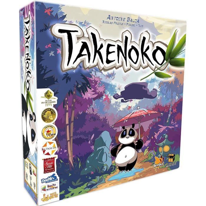 Jeu de société Asmodée Takenoko (Edition 2021)