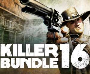 Killer Bundle 16: 7 jeux PC dont The Walking Dead: The Final Season, Icewind Dale Enhanced Edition, Call of Juarez Bound in Blood... (Steam)