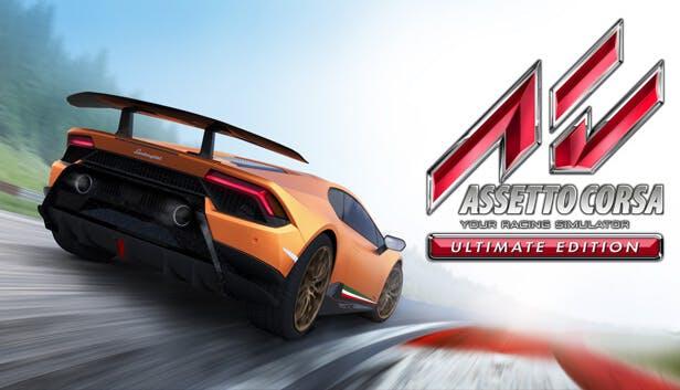 Assetto Corsa Ultimate Edition sur PC (Dématérialisé - Steam)