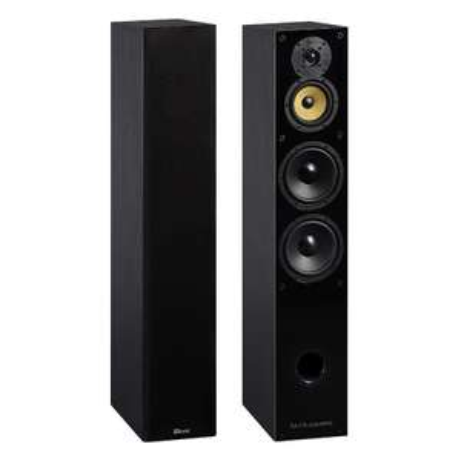 Paire d'Enceintes colonnes Davis Acoustics Balthus 70 - Noir