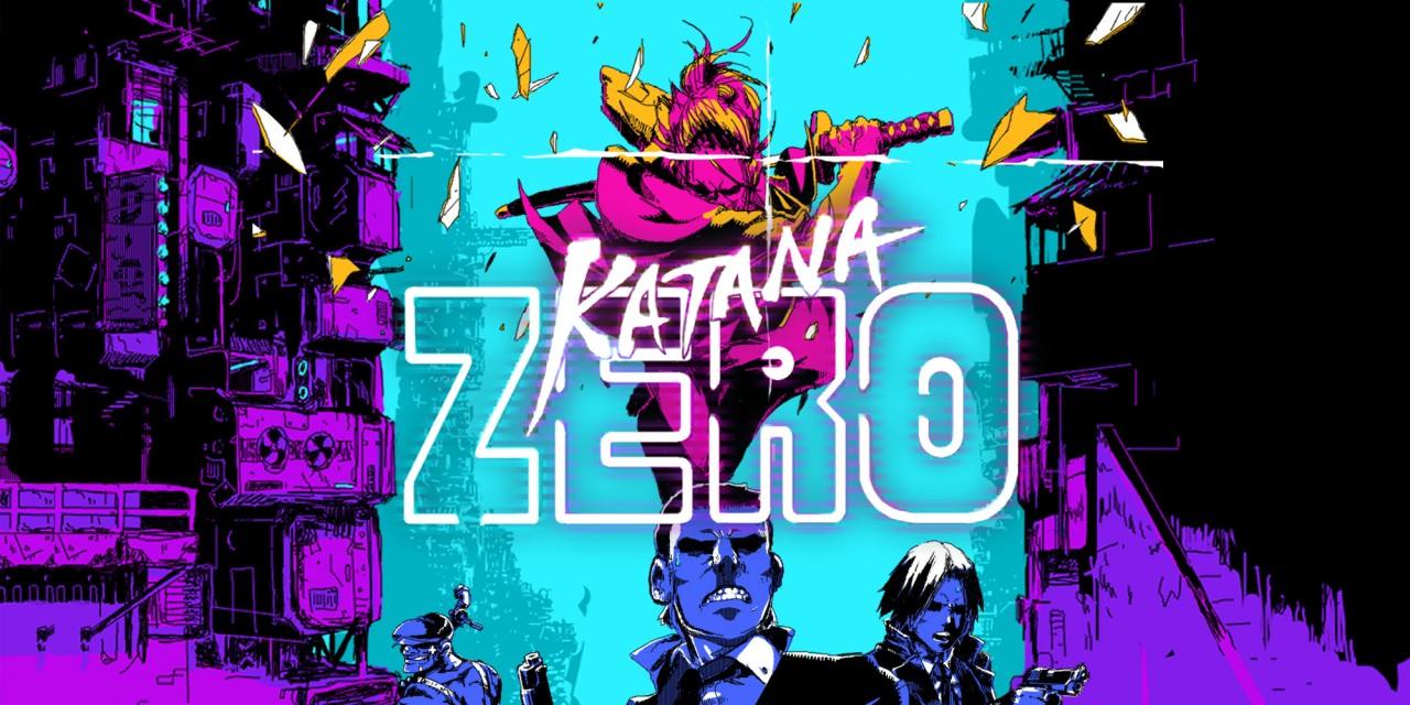 Katana ZERO sur Nintendo Switch (Dématérialisé)