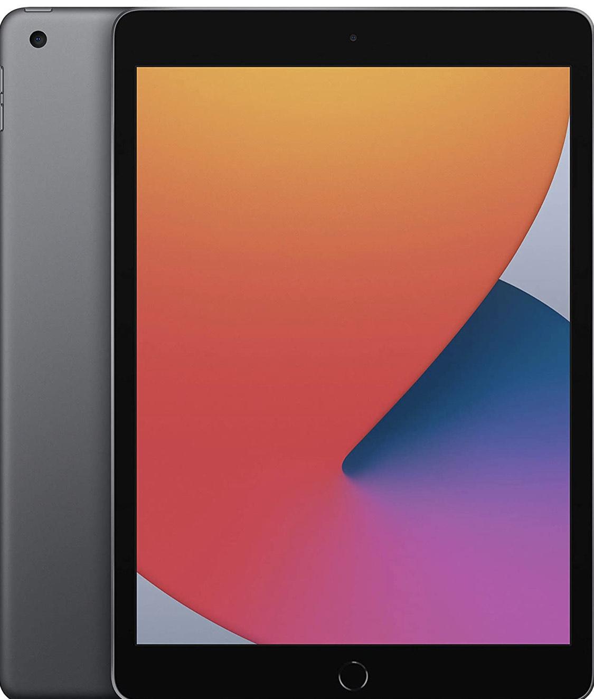 """Tablette tactile 10.2"""" Apple iPad (2020) - A12, 3 Go RAM, 32 Go, Noir"""