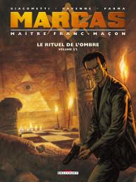 Bande dessinée Marcas maître franc-maçon à 2,99 le tome (Dématérialisé)