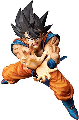 Figurine Dragon Ball Z Banpresto Son Goku Kamehameha - 20 cm