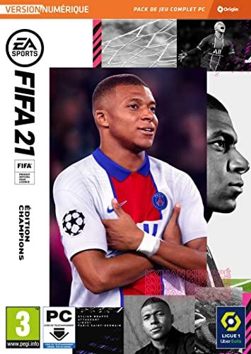 Jeu Fifa 21 - Champions Edition sur PC (Dématérialisé)