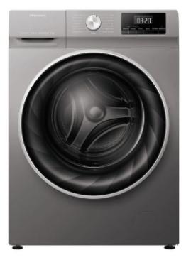 Lave-linge Hisense WFQY9014EVJMT - 9 kg, 1400 tr/min (via ODR de 30€) - Vendeur Boulanger