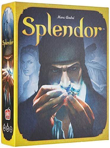 Jeu de société Asmodée Splendor (via coupon)