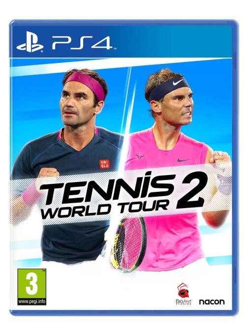 Tennis World Tour 2 sur PS4/Xbox One
