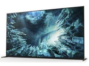 """TV 75"""" Sony KD75ZH8BAEP - 8K, 100Hz + MotionFlow XR, HDR10, Dolby Vision et Dolby Atmos"""