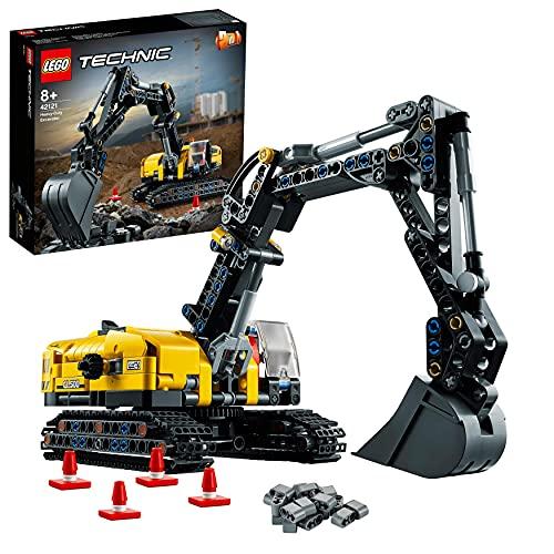 Jeu de construction Lego Technic (42121) - Pelleteuse