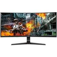 "Ecran PC 34"" LG 34GL750 (2019) - UWFHD, 21:9, Dalle IPS, HDR10, 144 Hz, 1 ms, FreeSync"