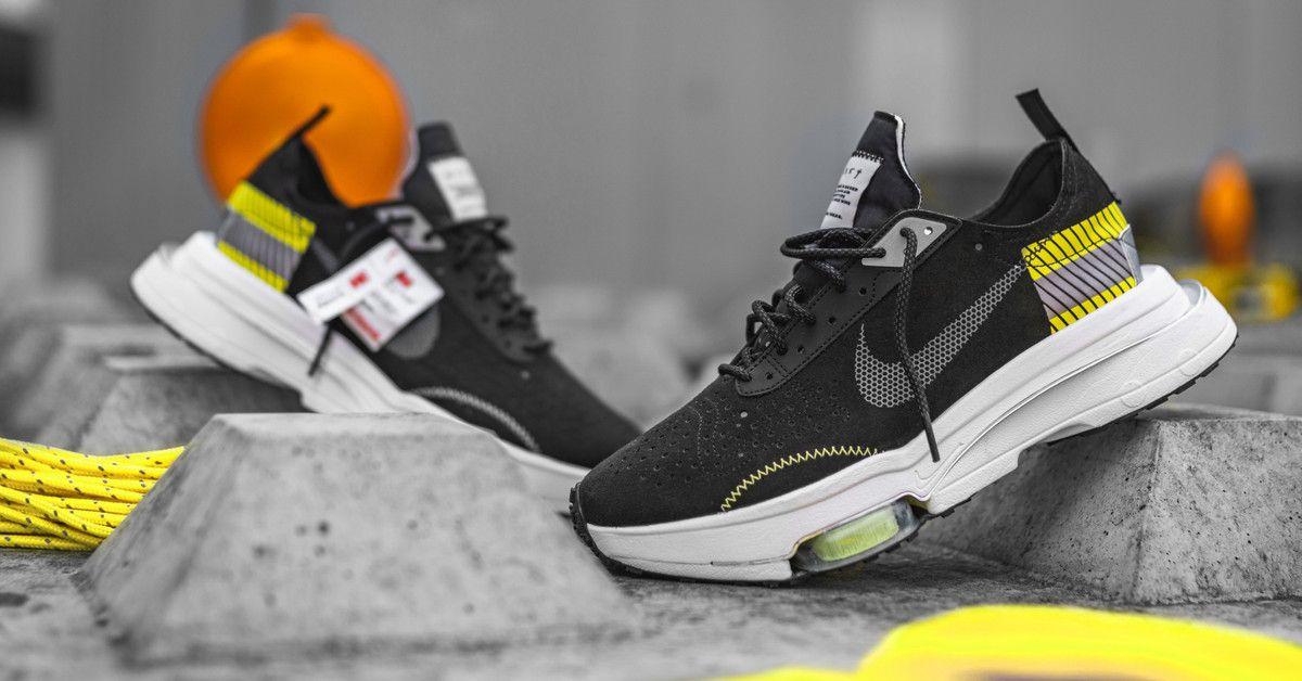 Baskets Nike Air Zoom Type SE 3M - Tailles du 40 au 46
