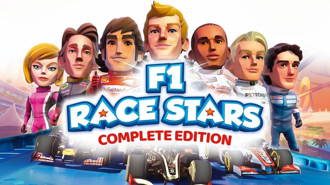 F1 Race Stars Complete Edition sur PC (Dématérialisé - Steam)