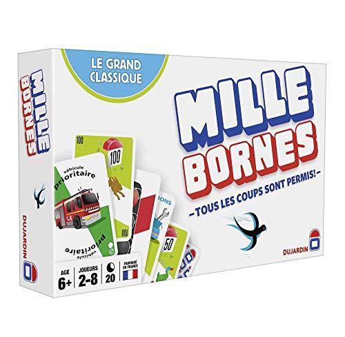 Jeux de société Dujardin - Mille Bornes Le Grand Classique (via coupon)