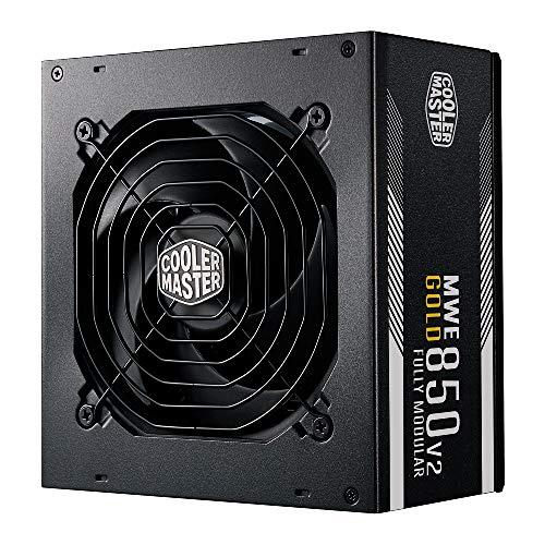 Alimentation PC modulaire Cooler Master MWE 850 Gold V2 - 850W, 80+ Gold
