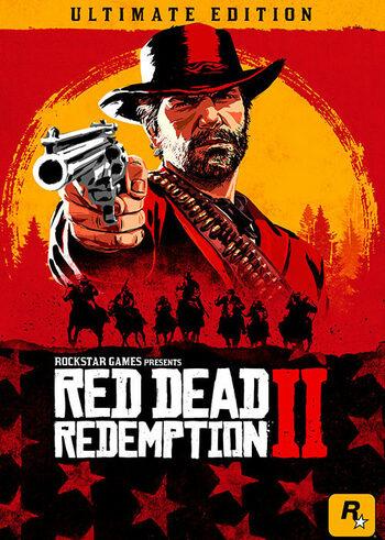 Red Dead Redemption 2: Edition ultime sur PS4 (Dématérialisé)