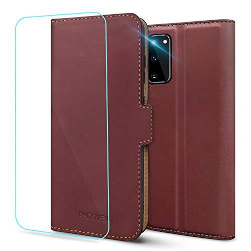 Etui Flip Cover + Verre trempé pour Samsung Galaxy S20 FE - Différents Coloris (Vendeur tiers)