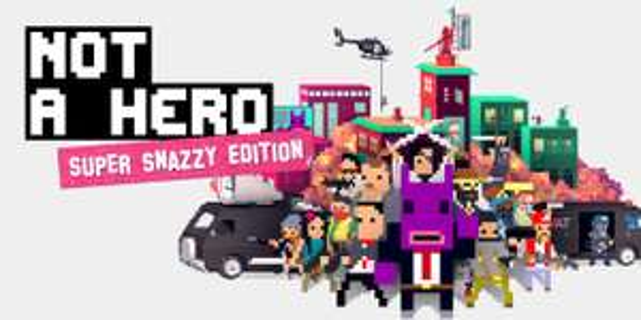 Jeu Not a Hero : Super Snazzy Edition sur Nintendo Switch (Dématérialisé)