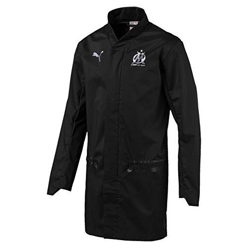Parka pour Homme OM - Executive Jacket, Noir, Taille L et XL (Vendeur Tiers)
