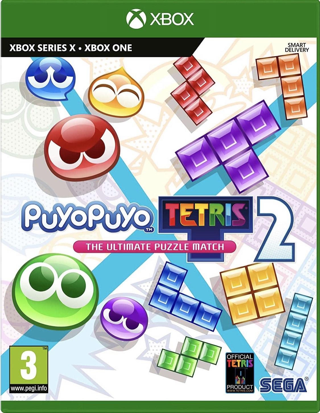 Puyo Puyo Tetris 2 sur Xbox séries X et PS5 / PS4
