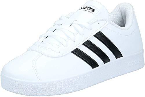 Paire de chaussures de gymnastique adidas VL Court 2.0 K pour enfant - Taille 36 à 38 2/3
