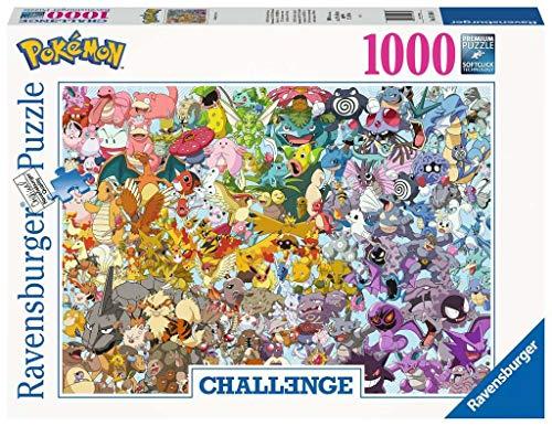 Puzzle Ravensburger Pokémon 1000 pieces