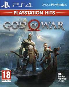 Sélection PlayStation Hits - Ex : God of War sur PS4