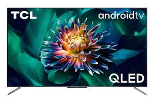 "TV 55"" TCL 55C711 - QLED, 4K, HDR Premium (HDR10+ / HDR HLG), Dolby Vision & Atmos, Android TV (via ODR 100€)"