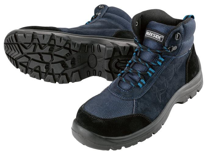 Chaussures de sécurité en cuir Parkside