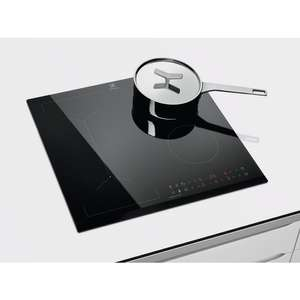 Table cuisson induction Electrolux LIV63431BK - 4 foyers, 4 boosters (Via ODR 30€)