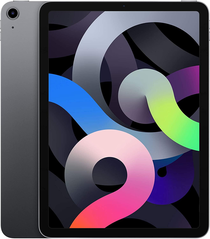 """Tablette 10.9"""" Apple iPad Air (2020) WiFi - 64 Go, Gris sidéral"""