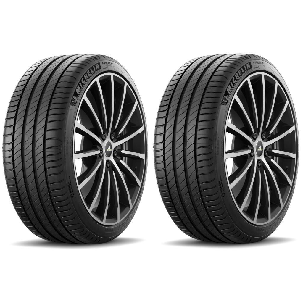 Jusqu'à 80€ offerts en ticket E.Leclerc sur les pneus Michelin - Ex : Lot de 2 Pneus été Primacy 4 - 225/40 R18 92Y (Via 40€ sur la carte)