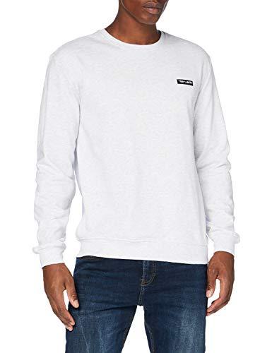 Sweat-shirt Teddy Smith - blanc (taille L)
