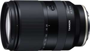 Objectif photo Tamron 28-200mm f2.8-5.6 Di III RXD - monture Sony FE