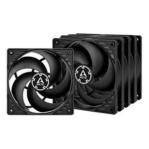Lot de 5 Ventilateurs PC Arctic P12, 120 mm