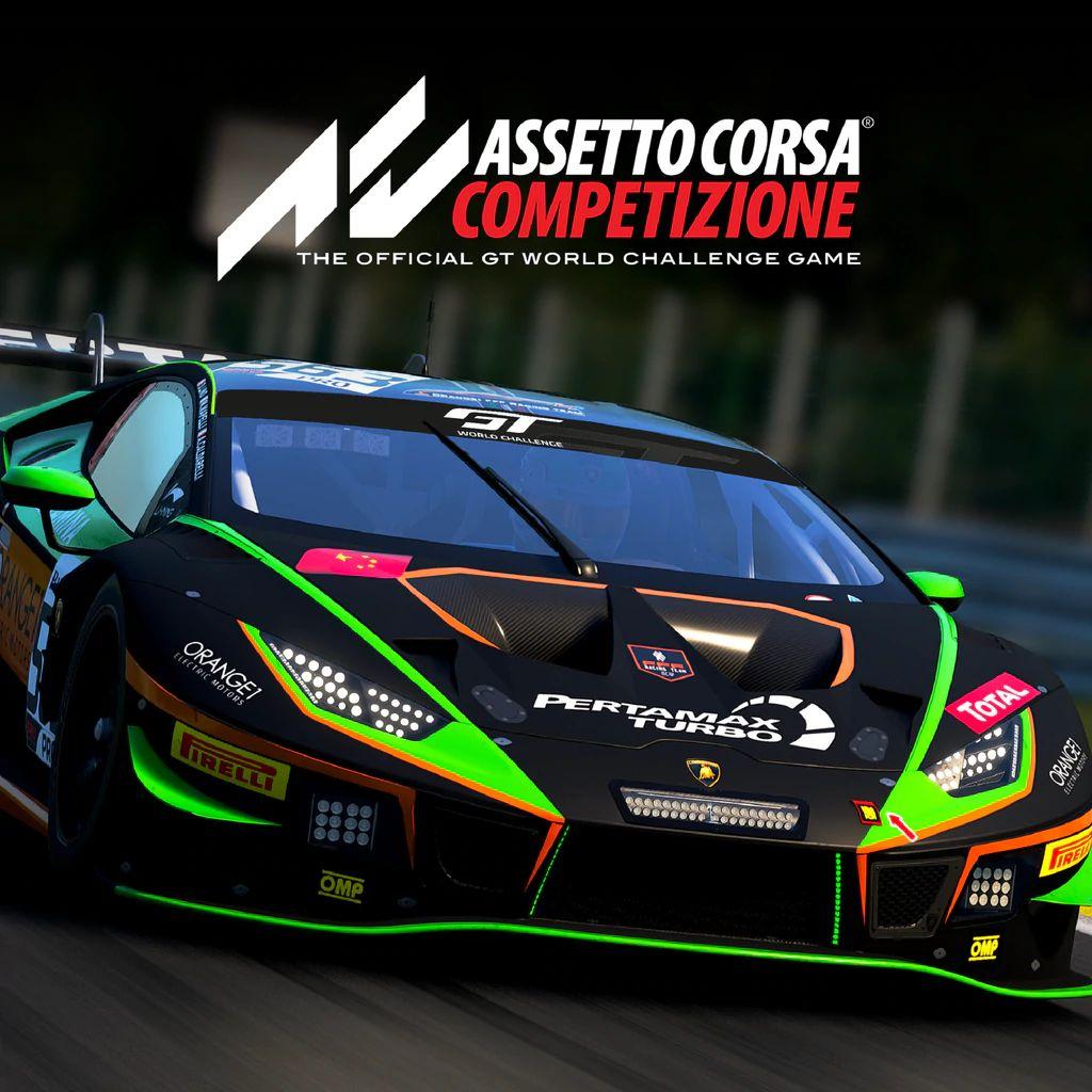 Assetto Corsa Competizione sur PC (Dématérialisé - Steam) - 15.99€ pour les abonnés Choice