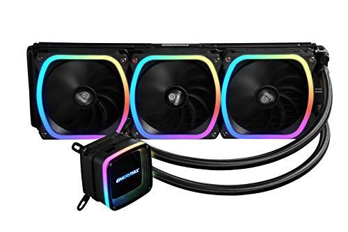 Watercooling processeur AIO Enermax Aquafusion - 360 mm, RGB