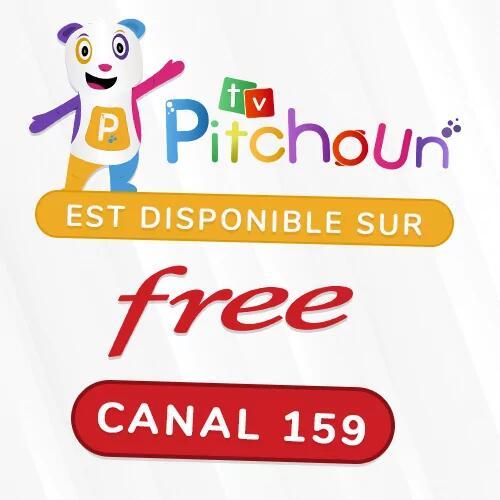 [Client Freebox] Chaine TV Pitchoun en clair du 19/04 au 29/05