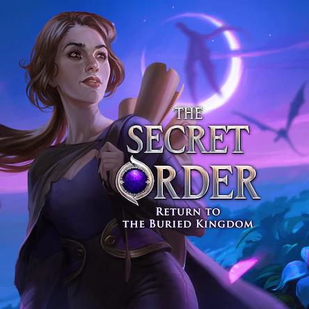 The Secret Order 8: Return to the Buried Kingdom sur Switch (dématérialisé)