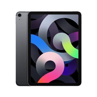 Tablette 10,9'' iPad Air 2020 (4ème génération) - Wi-Fi, 64 Go, Gris Sidéral (vendeur tiers)