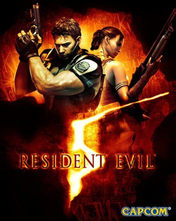 Resident Evil 5 sur PC (Dématérialisé - Steam)