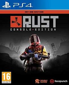[Précommande] Rust Day One Edition sur PS4 & Xbox One