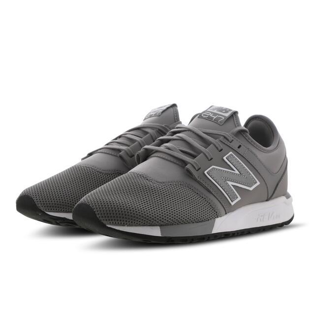Chaussures New Balance 247 Gris pour Homme - Tailles du 40 au 46,5