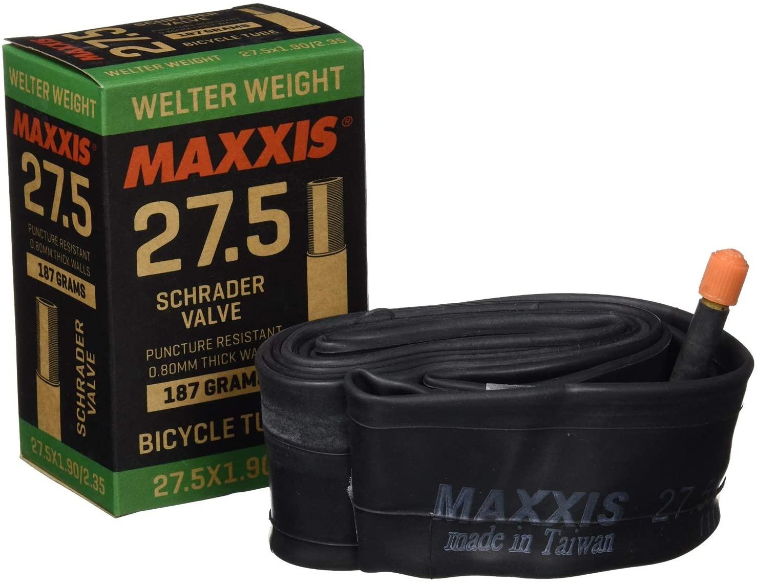 """Chambre à air Maxxis Valve Schrader - 27.5 x 2.35"""""""